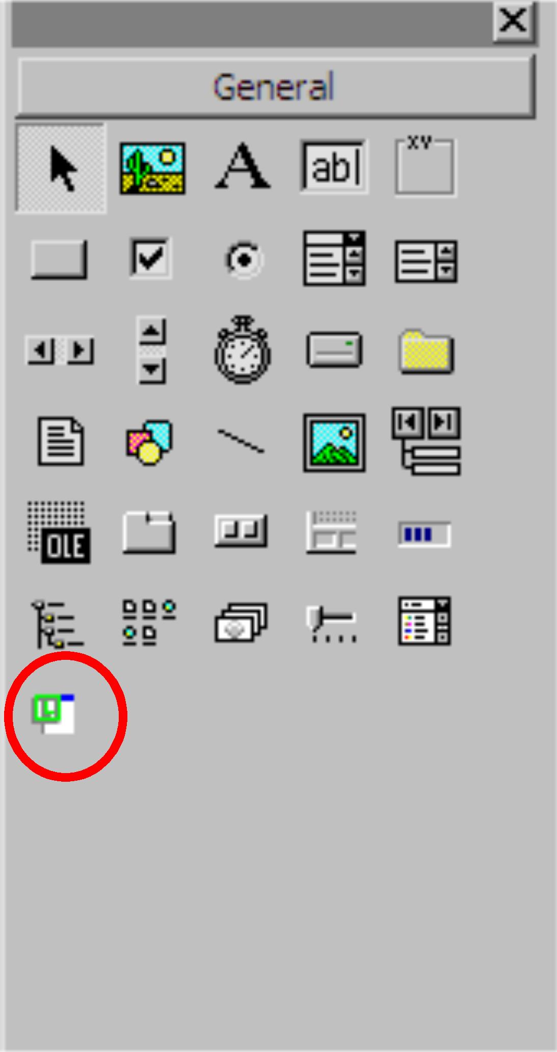 ActiveX Example 1 Show a Form
