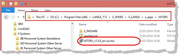 Step 2 Install the JIT Server Installation