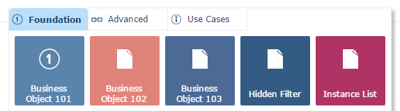Tab Styles Enforced for Selection of BO Form View