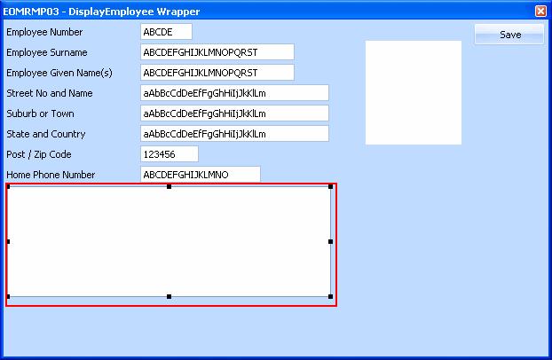 RAMP WINAD09 Step 2 Add Skills List View to the Wrapper